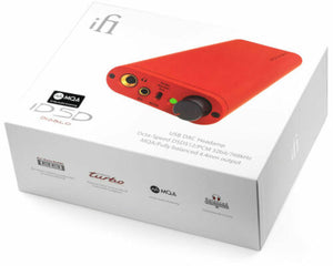 IFI AUDIO IDSD DIABLO Amplifier Portable Headphone Amplifier