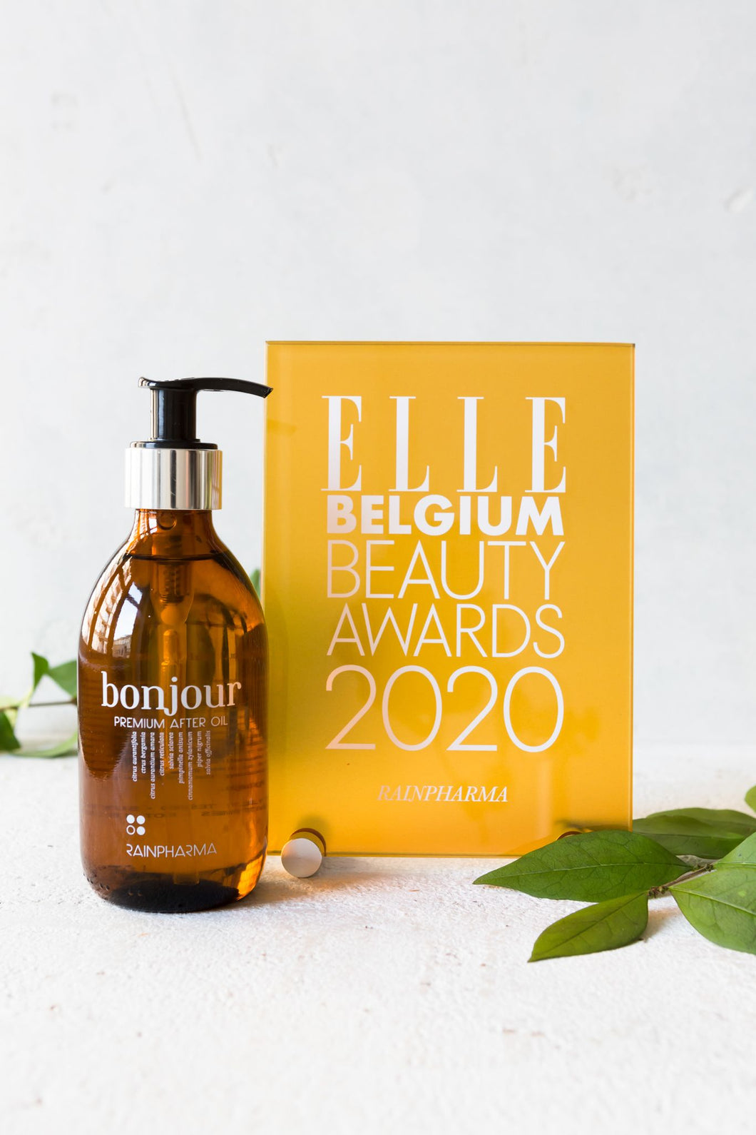 Bonjour Premium After Oil 250ml