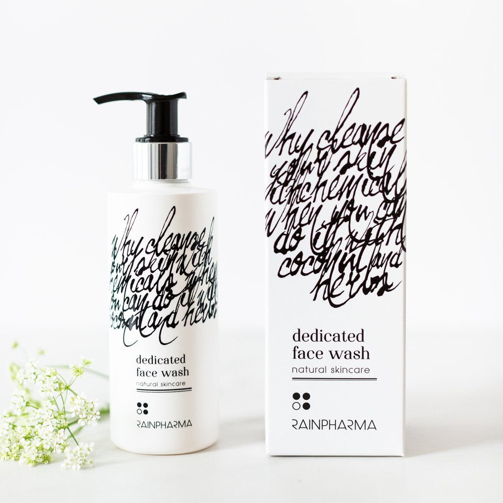Dedicated Face Wash 200ml