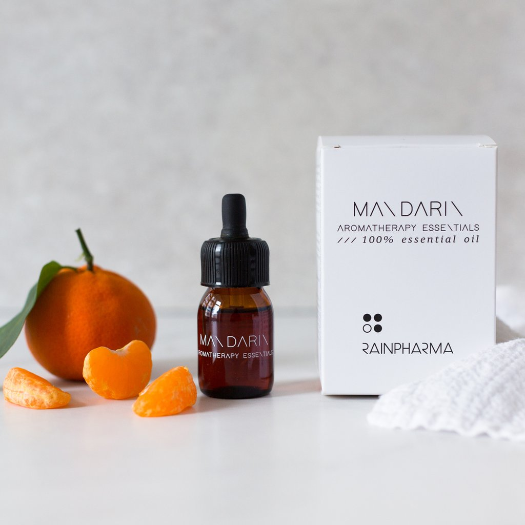 Essential Oil - Mandarin 30ml