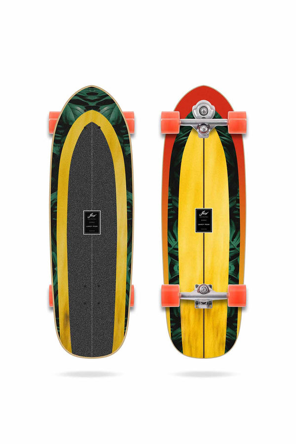 "Lakey Peak 32"" Power Surfing Series Surfskate von Yow"