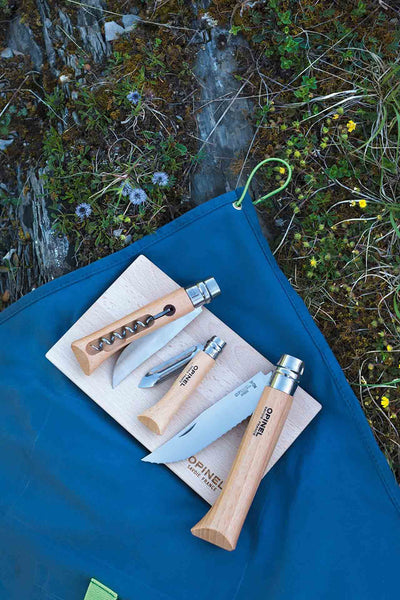 Opinel Outdoor Kochmesser Set