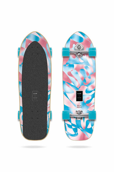 "Snappers 32.5"" High Performance Series Surfskate von Yow"