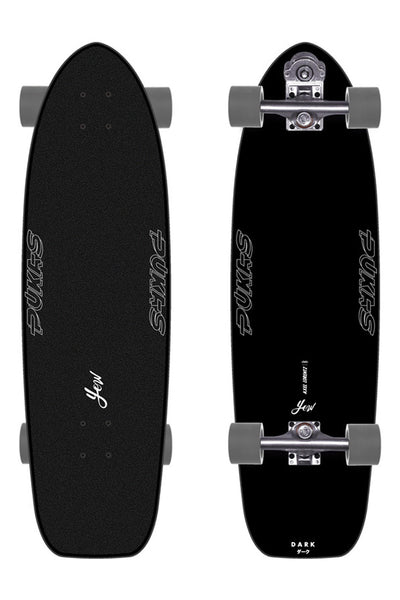 Stab In The Dark 34.5 Pukas x Yow Surfskate