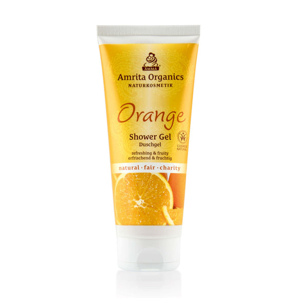 Shower Gel Orange