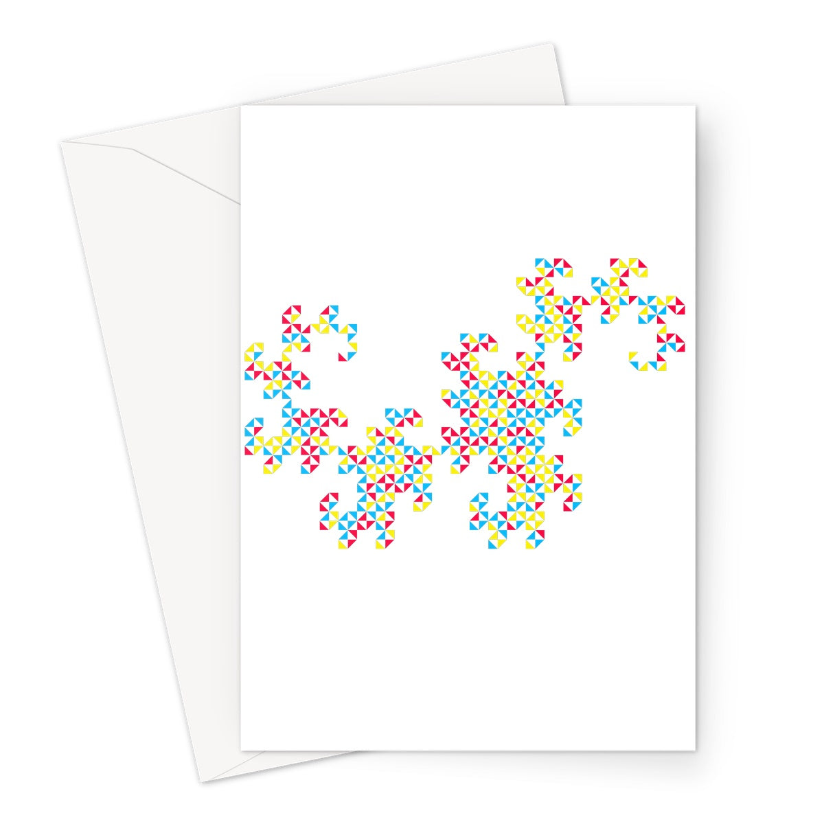 Heighway Dragon S37 - Greeting Card