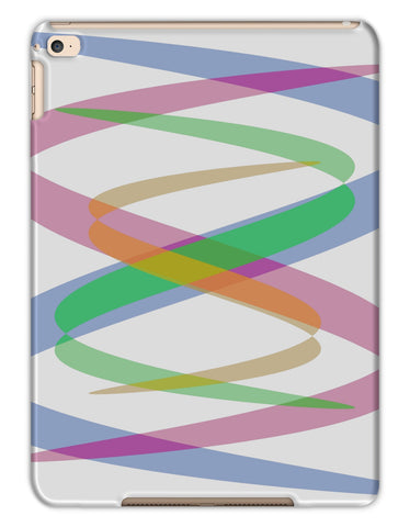Lissajous Ribbons S38 - Tablet Cases