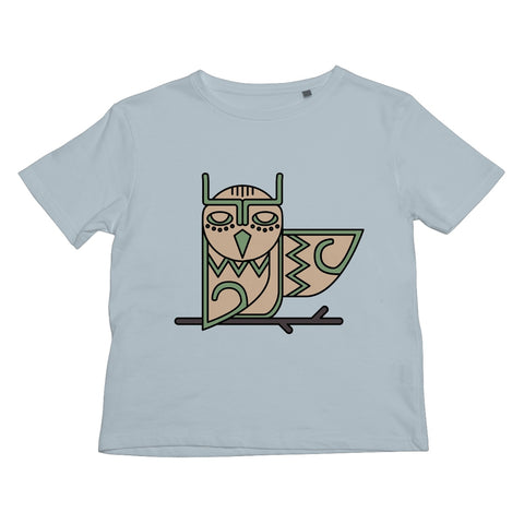 Totem Owl - Kids T-Shirt
