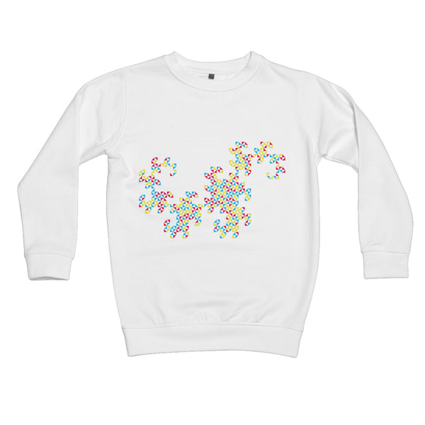 Heighway Dragon S37 - Kids Sweatshirt