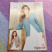 Load image into Gallery viewer, Stylecraft Organic Cotton Pattern Collection