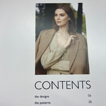 Load image into Gallery viewer, Covet Rowan Pattern Book