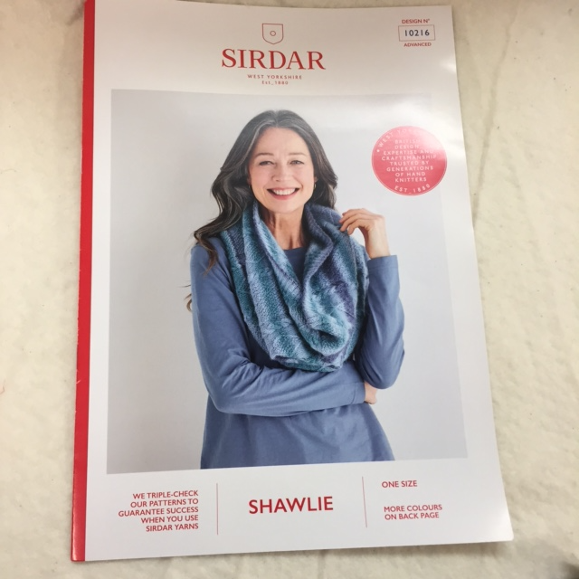 Shawlie Knitting Patterns