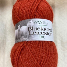 Load image into Gallery viewer, WYS Blue faced Leicester DK Yarn