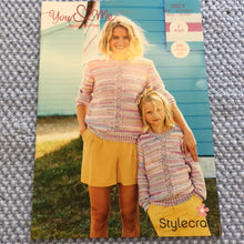 Load image into Gallery viewer, Stylecraft You & Me Pattern Collection