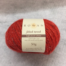Load image into Gallery viewer, Rowan  felted tweed yarn