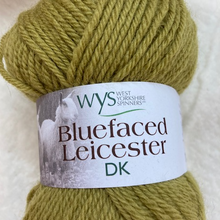 Load image into Gallery viewer, WYS Bluefaced Leicester DK