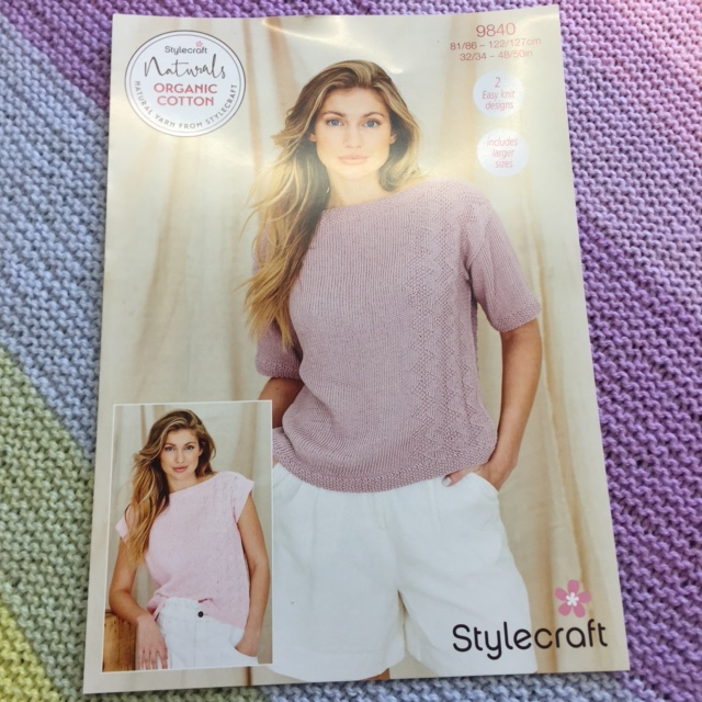 Stylecraft Organic Cotton Pattern Collection