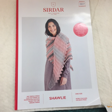 Load image into Gallery viewer, Shawlie Knitting Patterns