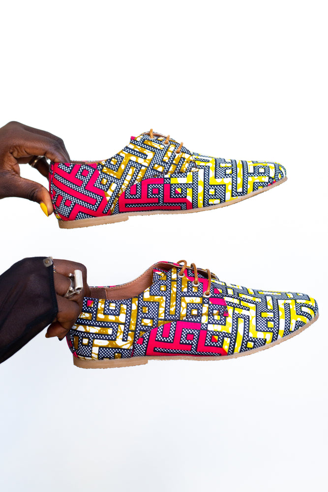 Khalima Woman Brogues