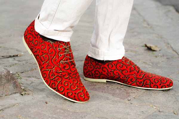 Issam Men Brogues