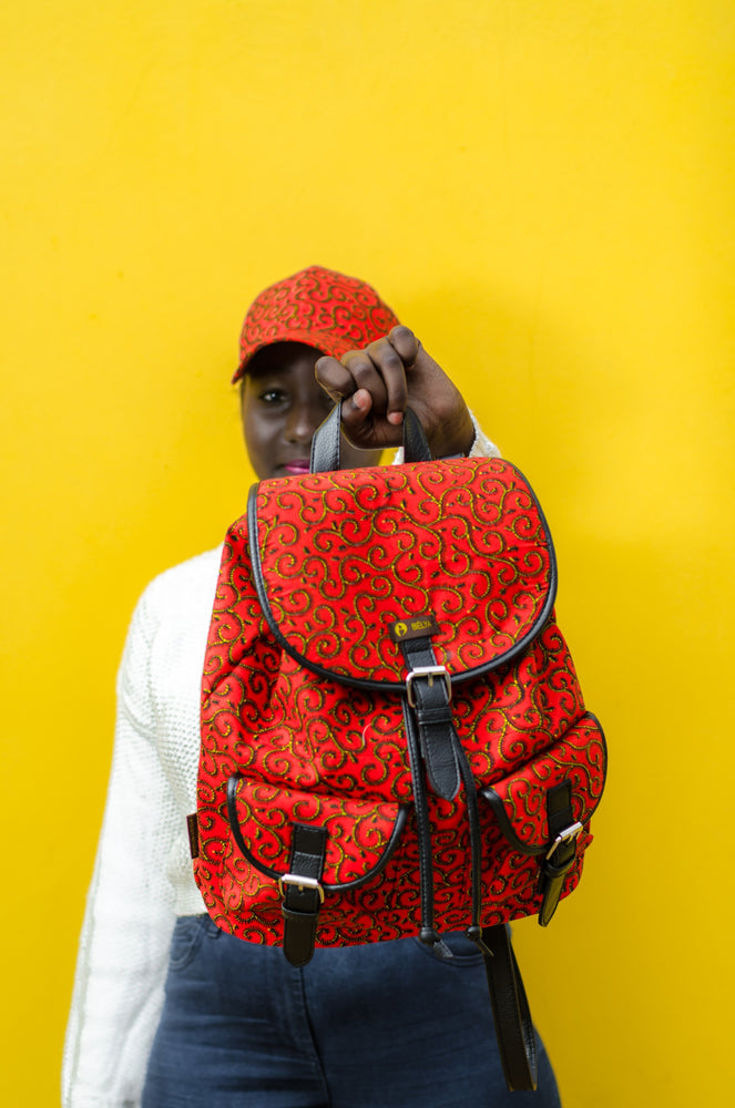Issam Backpack Small