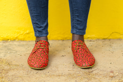 Issam Woman Brogues