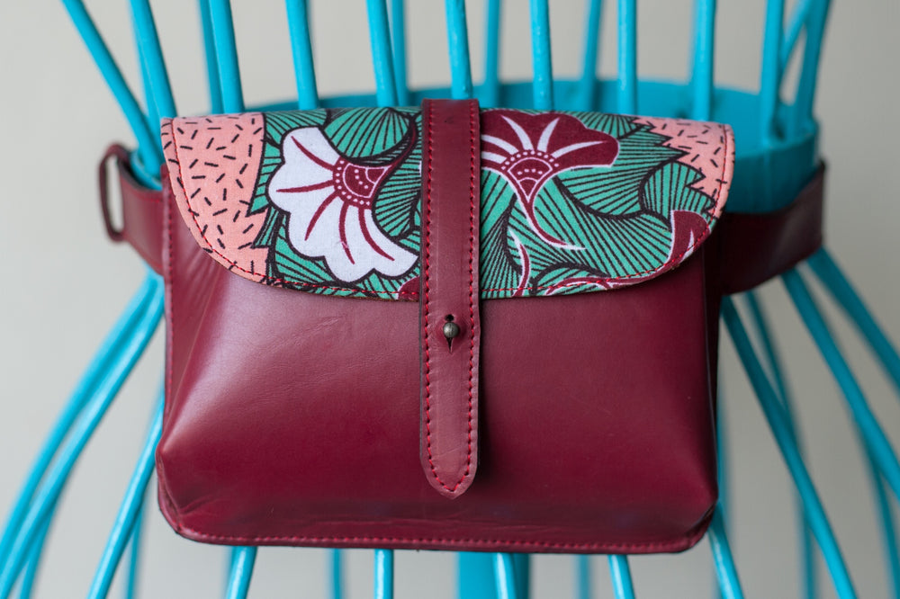 Irma Fanny Pack (Red)