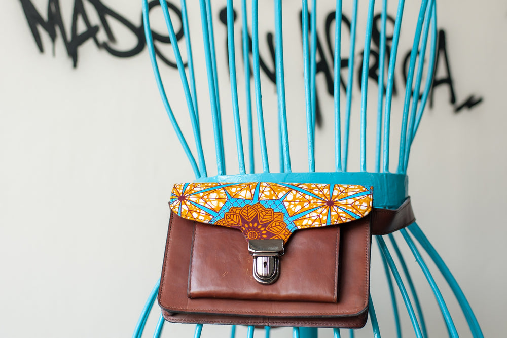 Massini Fanny Pack (Brown)