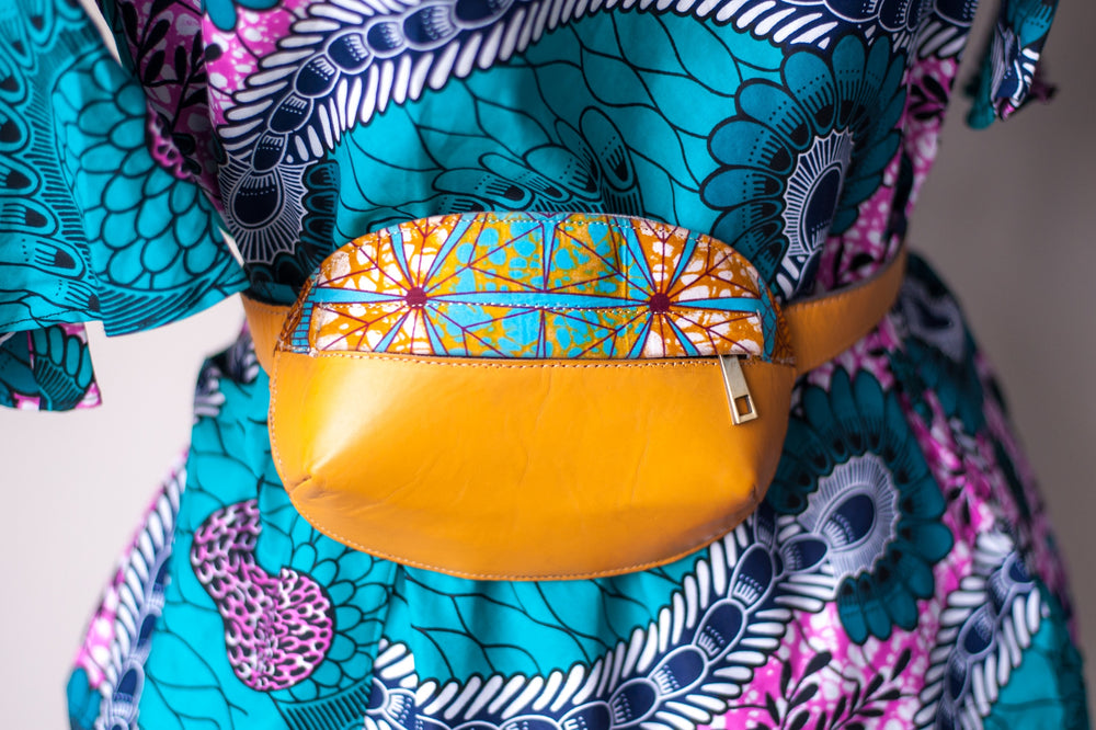 Luna Fanny Pack (Yellow)