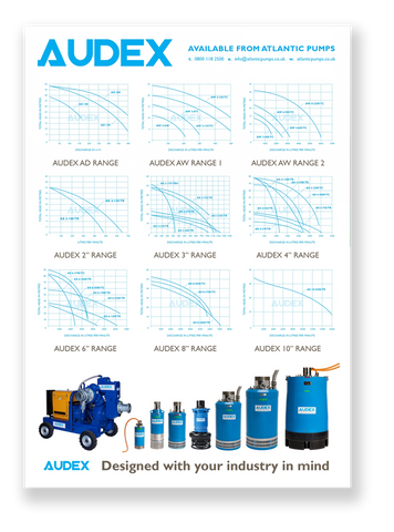 Audex Curves wall poster