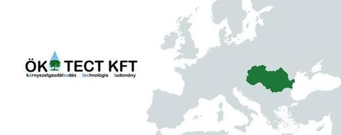 OK TECT KFT with map