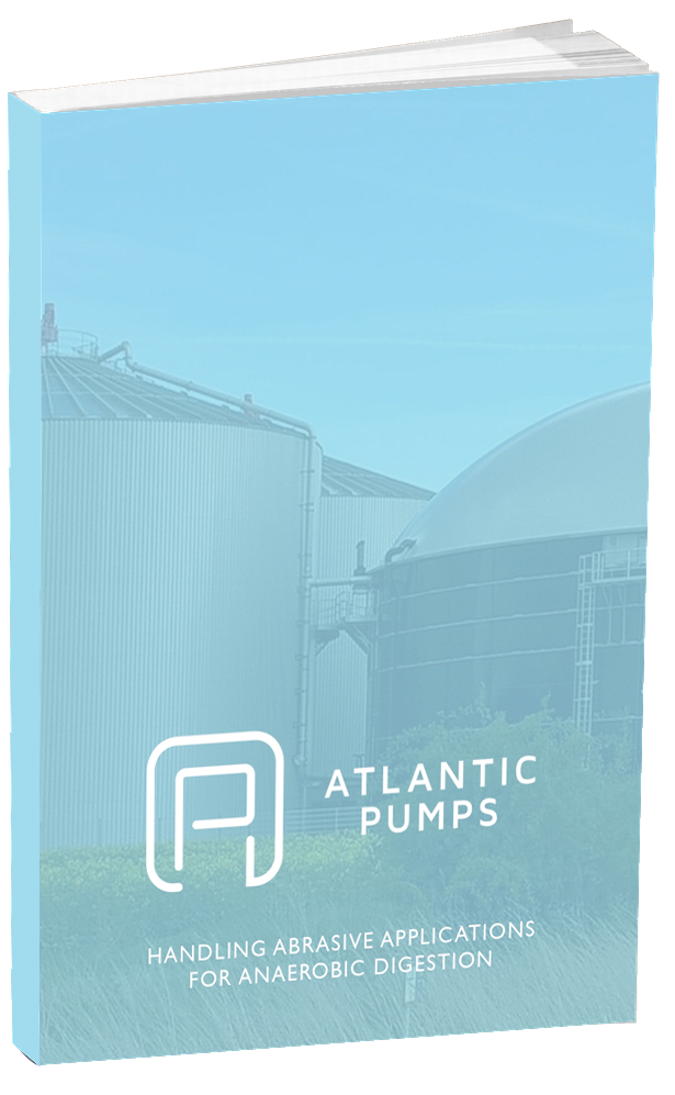 Pumps for the AD industry brochure