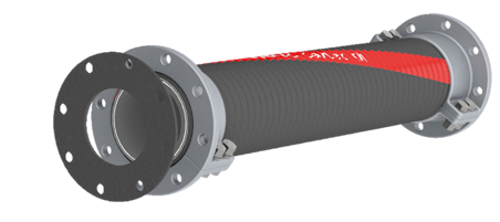 GROMATEX RUBBER LINED PIPEWORK - straights