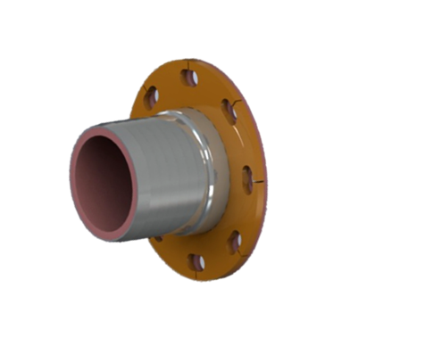 GROMATEX RUBBER LINED PIPEWORK - reducers