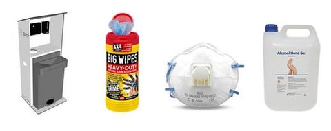 range of products to protect the pumps and yourself