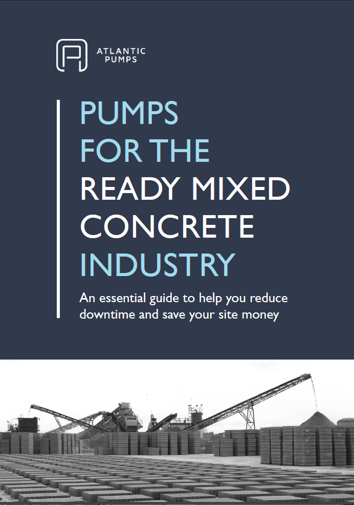 Pumps for the ready mixed concrete industry brochure