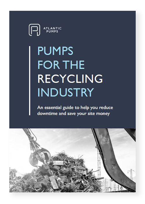 Pumps For The Recycling Industry