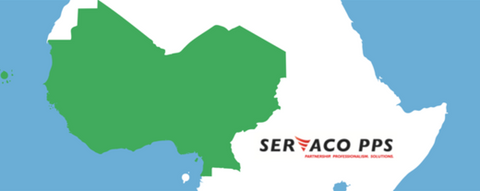 SERVACO PPS map