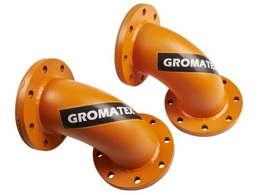 GROMATEX RUBBER LINED PIPEWORK