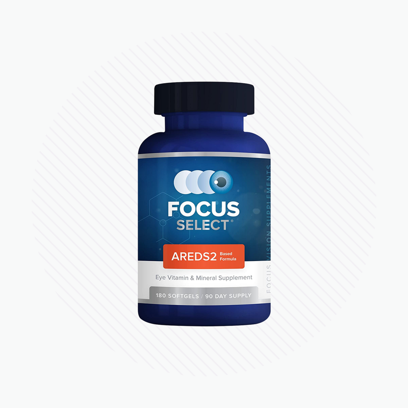 Focus Select®  Supplement - AREDS2 (180 ct. 90 Day Supply)