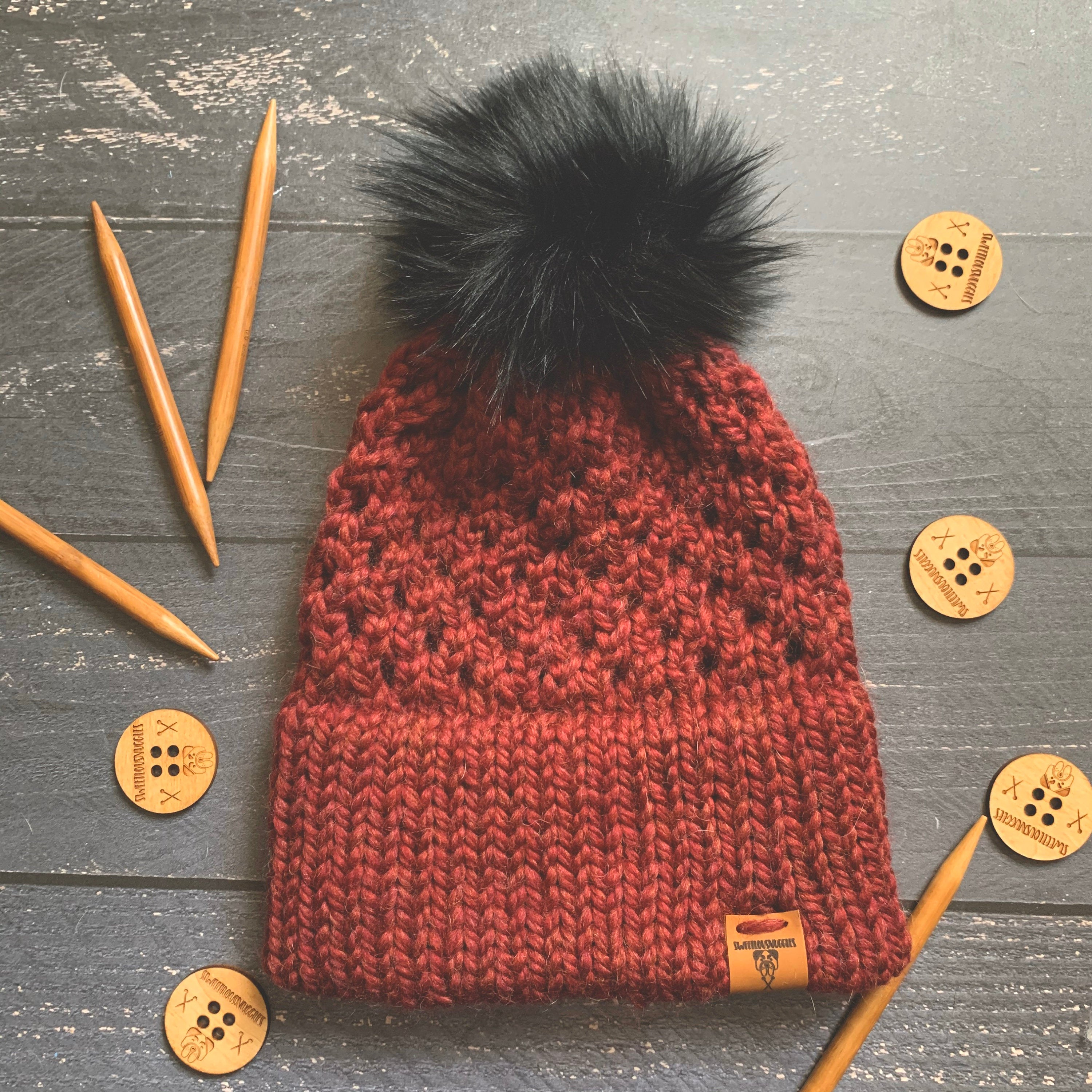 The Sparrow Beanie