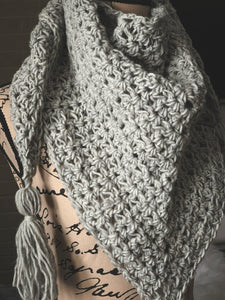 The Every Day Scarf - Grey