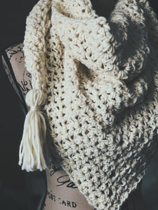 The Every Day Scarf - Cream