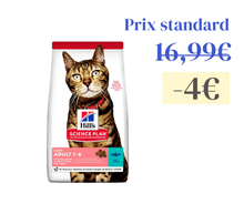 Charger l'image dans la galerie, Thon Light pour Chat Adulte