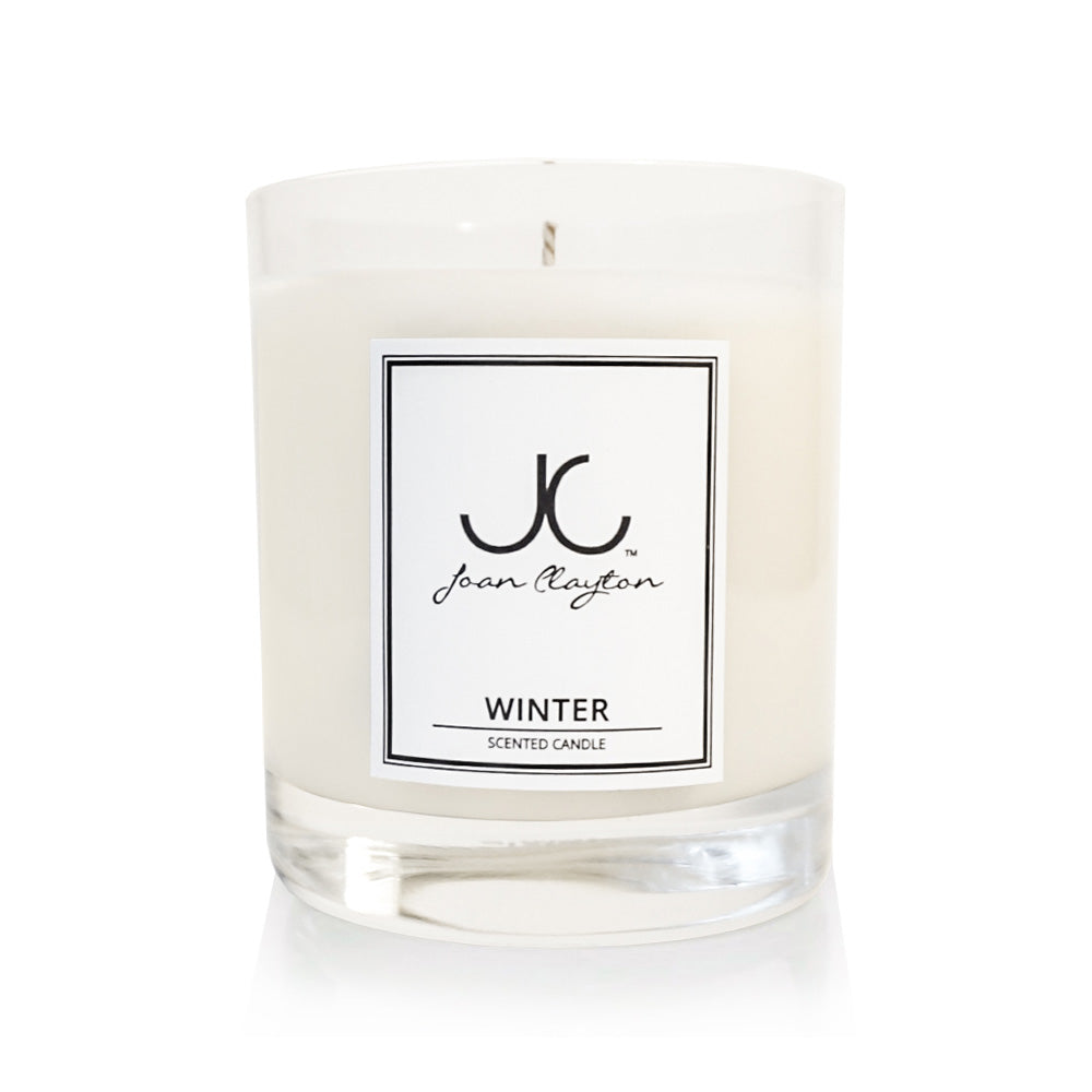 Winter Candle // Bergamot, Lemon Leaf & Warming Spices