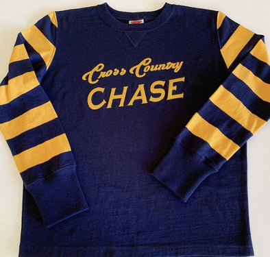 Cross Country Chase Striped Race Jersey