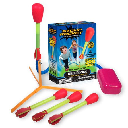 Stomp Rocket 1620008 ultra raket