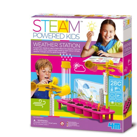 4M STEAM Powered Kids - weerstation