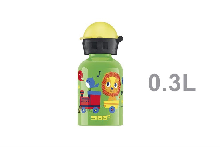 Sigg 658623 drinkfles Jungle Train - 0,3 L