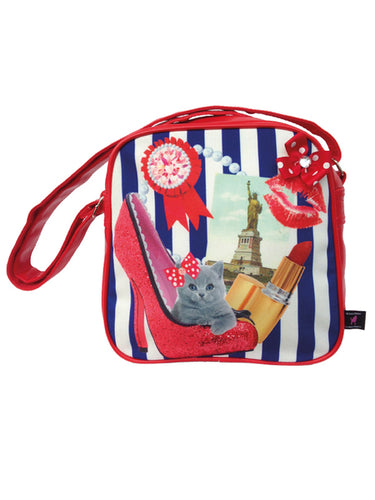 De Kuntstboer KBCB001 Cotton bag New York
